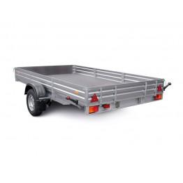 Прицеп для транспортировки снегоходов и другой мототехники МЗСА 817718.001-05